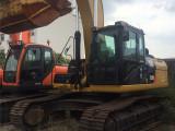 咸阳二手挖掘机卡特320 323和329 336低价出售