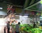 南江 江南水产农贸市场 摊位柜台 13平米