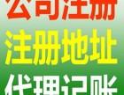 一般纳税人记账会计服务湛江新注册工商代理年检