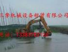 郑州斗山215水陆两用挖掘机出租