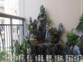 沈阳仿真树施工,假山水景喷泉制作,沈阳庭院假山施工