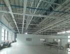 马安现成装修三层厂房3750平方