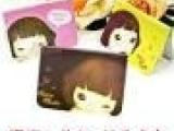 韩版可爱妞子卡包 卡夹 卡包 卡套12卡位韩国女士特价1000个