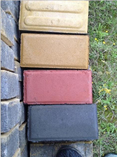 丽水透水砖草坪砖