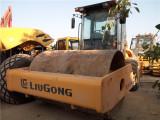 津南二手20吨单钢轮压路机优质车