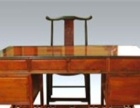 大红酸枝办公桌椅 精雕细琢 栩栩如生 实属收藏之珍品