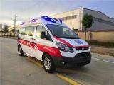 河源出租急救車 長途病人轉院回家 跑長途救護車