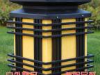 花园别墅户外灯庭院灯围墙灯具 门柱灯室外灯 防水柱头灯墙头灯饰