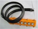 自承式钢索电缆 电动葫芦电缆
