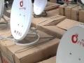 出售安装卫星锅、二手电视机 窗机出售或出租