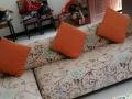 沙发翻新 背景墙软包制作