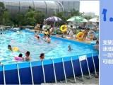 厂家直销 户外支架泳池游泳池