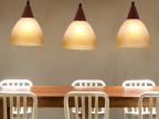 苏格尔欧式复古餐吊灯 田园餐厅灯吧台灯三头灯饰灯具餐灯