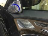 广州奔驰S320加装柏林之声音响 海洋的音乐殿堂