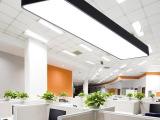 新款简约现代led办公照明吊线灯led铝材吊灯展厅吊装灯饰灯具批