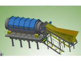 河南垃圾分选设备厂家|专业的垃圾分选设备供应商_容大机械
