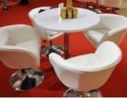 北京会议椅玻璃圆桌租赁洽谈桌出售