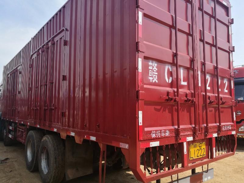 东风商用车东风天龙载货车支持全国提档过户