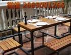 出售欧美loft餐厅桌椅 酒吧咖啡厅休闲卡座沙发