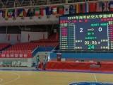易彩通ECT體育籃球計時記分系統全觸屏控制器