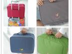 新款防水手提多隔层衣物收纳袋 旅行整理包拉杆箱包 L号