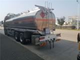 随州油罐车厂家直销解放前四后八20吨铝合金运油车