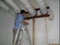 南庄隔油池清理改装,及防水补漏,室内装修翻新