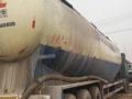 出售二手散装水泥罐40-110立方,陕汽德龙,天龙奔驰牵引车