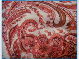 90*88巴厘纱人棉活性印花 高密 高支 女装面料 全工艺 加工