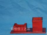 名片夹 名片盒 名片座 木质收纳盒 高档办公用品 厂家大批量生产