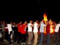 【元旦尾牙】造水采芭乐,德安古堡观布袋戏篝火一日游