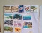 陈年老邮票,种类多保存良好