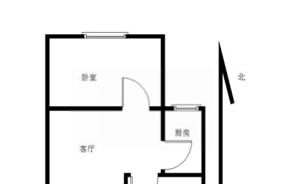 上海路地铁口市妇幼温馨装修 家具齐全 随时看