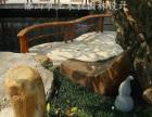 珠海园林设计包装,园林绿化包装,中式凉亭工程