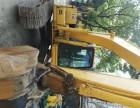 卡特挖掘机320私人二手柳州个人二手挖机转让小松120