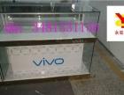 土豪金手机柜台 新款华为vivo三星展示柜三星体验台配件柜