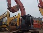 進口日立210-3G二手挖掘機 質保一年按揭分期