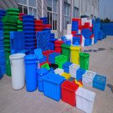 加厚塑料周转箱 塑料箱带盖 塑料筐批发厂家 来料来模加工定制!