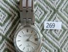 日本名牌9成新手表专卖。