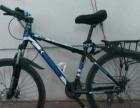 川崎牌21速山地自行车