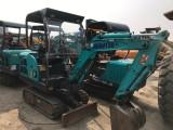 上海個人出售二手小挖機 二手玉柴35挖機急轉讓