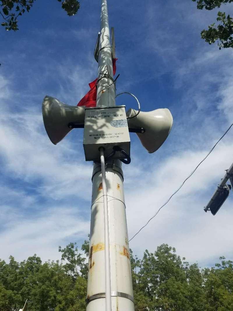 村村响工程设备方案 内蒙古无线应急广播
