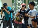 千禧艺海学校春季影视后期剪辑培训 影视后期培训 摄像培训