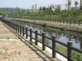周口仿木护栏厂家是如何保证水泥仿木护栏的质量呢