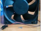 厂家直供长寿命低噪音双滚珠(含油)12038风扇、挖矿机专用风扇