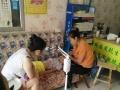 贴膏药专治小儿感冒咳嗽,肠炎,肺炎,拉肚子。