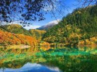 四川游--福州到成都、九寨沟、黄龙双飞纯净五日游