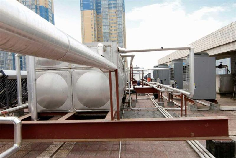 西安美的空气能热水器