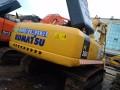 出售纯土方小松360-7挖掘机车型性能好现场可试车