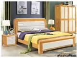 實木床橡木床婚床儲物床 家具廠家直銷批發零售